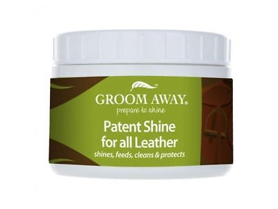 Groom Away Patent Shine for all Leather - 200g - BN