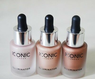Iconic London  Illuminator Illuminante Glossy Light Tre Tonalità Full Size