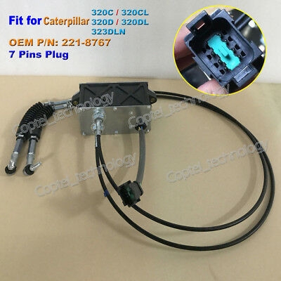 C6 4 ENGINE E320D 320D Wire Harness 296-4617 For CAT Excavator
