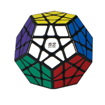 12 Sides 3x3 Megaminx Cube Professional Speed Magic Cube Smooth Twist Puzzle Toy