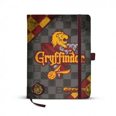 Agenda 14X21 Harry Potter - Gryffindor