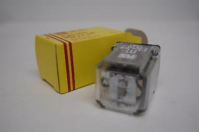 RS 349-282 11 Pin Relay 115V AC Coil 10A