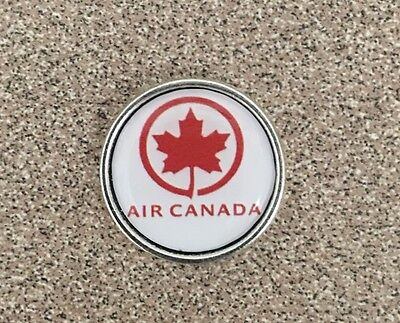 AIR CANADA 747 777 737 787 Airbus airlines Logo Pin Badge ✈️✈️