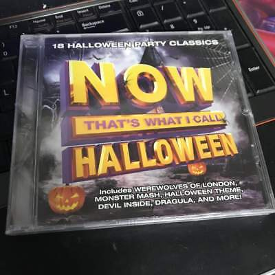 Various - Now That's What I Call Halloween 888751418721 EU CD sealed new