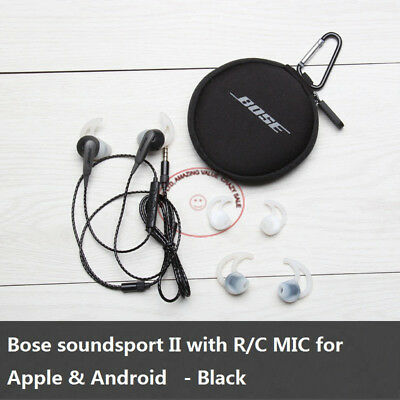 SoundSport II In-Ear Headphones earphones Volume & Mic Control for IOS & Android