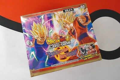 Dragon Ball Super Card Game - World Martial Arts Tournament - Tb04 - In Hand Uk