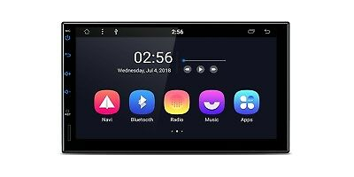 """XTRONS TM705L - 7"""" Android 8.1 Octa-Core Car Stereo with IPS screen"""