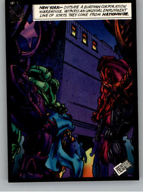 1993 Press Pass Tribe Comic Non Sport Trading Cards Pick From List Base/Inserts