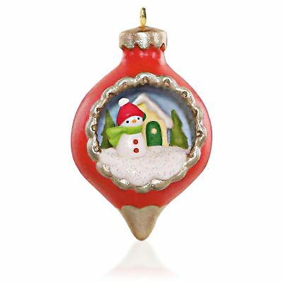 Hallmark 2015 miniature ornament A WORLD WITHIN 1st First in series