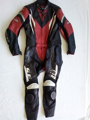 BUSE Men's Motorcycle Leather Racing Suit Size EU54