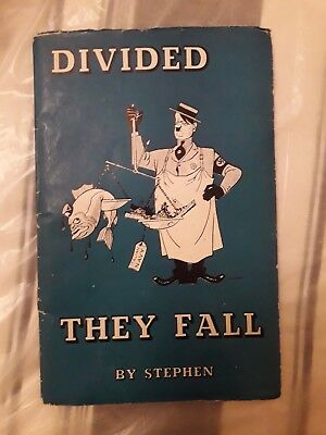Divided They Fall by Stephen