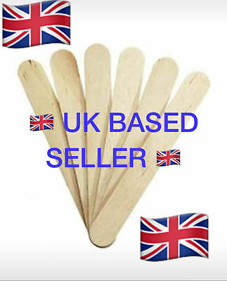 Disposable Wax Spatula X 1   **free Postage** Uk Based Seller ** Used In Salons