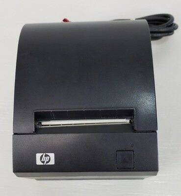 HP POS Point of Sale Thermal Receipt Printer w/ Powered USB Cable A799-C40W-HN00