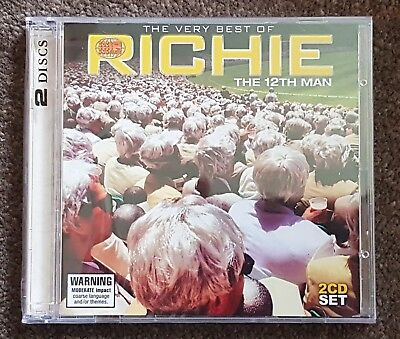 The Very Best of Richie by The 12th Man (CD, Nov-2015) BRAND NEW