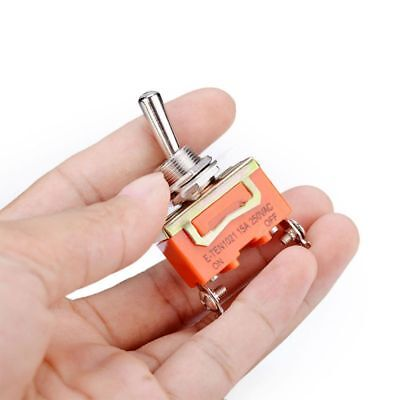 Single Pole Single Throw Hat Design Toggle Mode Miniature Switch Cap Switch