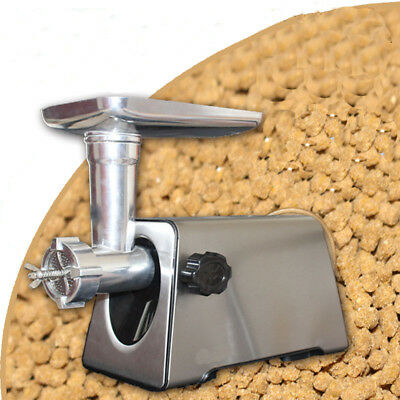 Free Shipping 220V 3.0mm Electric Household Animal Feed Food Pellet Machine