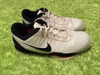 4209a010e83 NIKE AIR LEADER Low - White - Size 14 Mens -  19.95