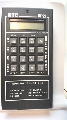 RTC AP21 Series Electronic Programmable Time Switch Timer