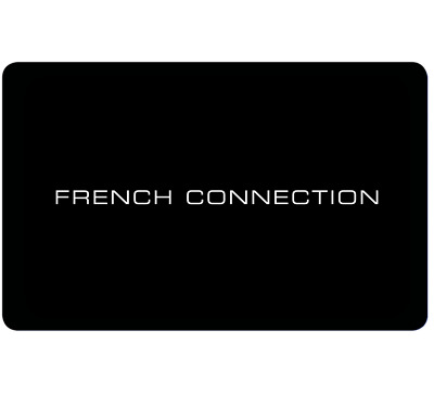 French Connection Gift Card $25, $50, $100 - Email Delivery