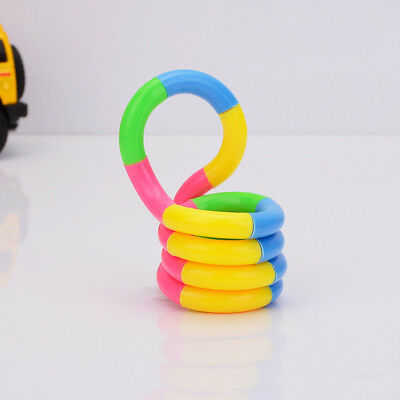 1pc Tangle Fiddle Fidget Stress ADHD Autism Sensory Smoking Toy Special Needs