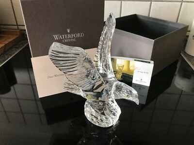 Original Waterford Crystal Adler Eagle originalverpackt