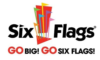 1 Six Flags Ticket Good For 1 Day Admission