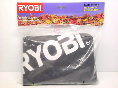 RYOBI 45L Replacement Blower Vacuum Bag ACC038 Suits RBV-2800S RBV-3000VP