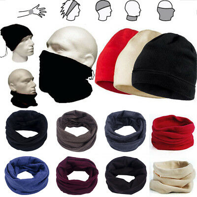 AU Men Cotton Winterr Slouch Skull Oversize Long Beanie Women Baggy Cap Ski Hat