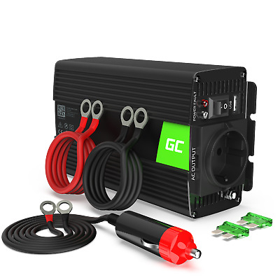 Convertisseur Transformateur de Tension Voiture 24V 220V 300W sinusoïdale pure