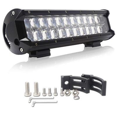 12INCH 72W COMBE Led Light Bar Flood Spot Work Driving Offroad 4WD Truck Atv UtE