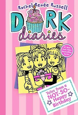 Dork Diaries 13 by Rachel Renée Russell Hardcover 1534426388 Free Shipping NEW