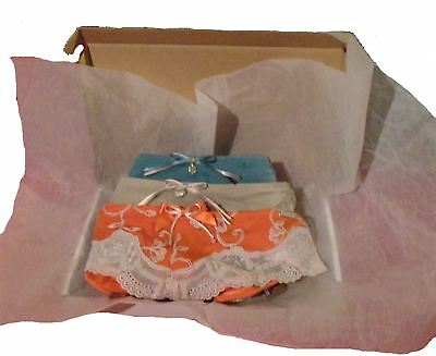 Fauve Gift Box Set, 3 Pairs Briefs