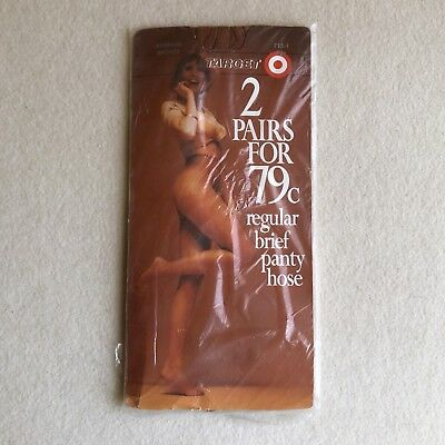 ***RESERVED LISTING*** for MRJR ONLY - SHEER Vintage 2 PAIRS Nylon PANTYHOSE