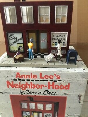 Neighbor-Hood by Annie Lee's,Laundromat and Pharmacy
