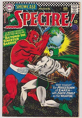 Showcase #61 Featuring The Second SA Appearance of Spectre, Fine - VF Condition