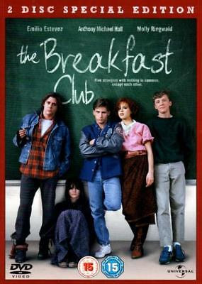 The Breakfast Club (2 DVD Special Edition / Emilio Estevez / John Hughes 1985)