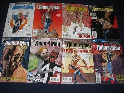 Animal Man Complete Run 0-29 & Annuals 1-2 Dc New 52
