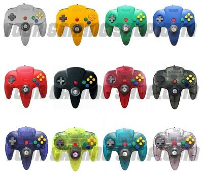 Nintendo 64 N64 Controller Original Official Authentic OEM *CLEAN *LIKE NW
