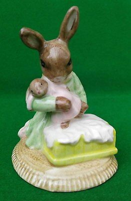 Royal Doulton Bunnykins - Sweet Dreams Baby Bunny - Db276 - Factory Second.
