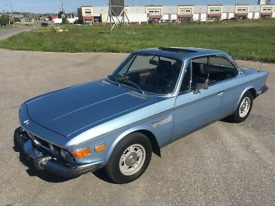 1972 Bmw 3.0Cs  3.0 Cs Sunroof Ac