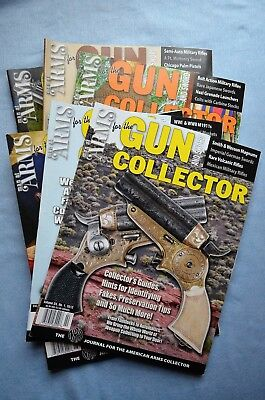 Man At Arms For the Gun Collector, Complete Year 2012, 6 Issues
