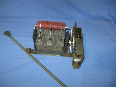 Square D Class 9422 Type RC-1 Flange Mounted 30 Amp. Disconnect Switch RH or LH