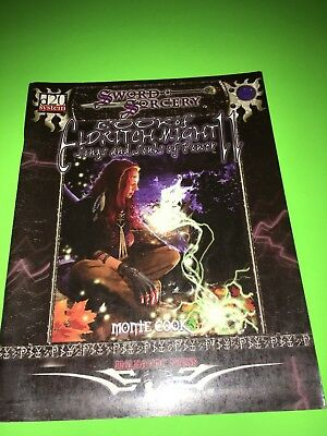 Sword & Sorcery Book of Eldritch Might II - Monte Cook d20 Dungeons Dragons