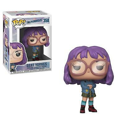 Runaways - Gert - Funko Pop - Brand New - Marvel 32668