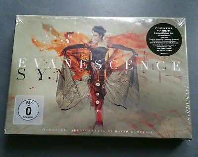 Evanescence - Synthesis Limited Deluxe Box   Dvd + Cd Neu