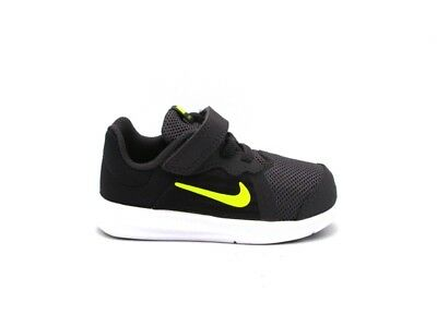 sports shoes f36bc 5ac74 Nike Downshifter 8 Psv Sneakers Nero Giallo 922854-008