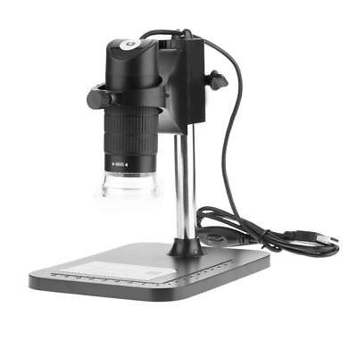100X-1000X 5MP USB Handheld 8LED Digital Electronic Microscope Magnifier