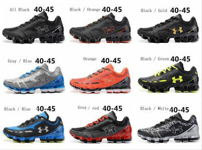New Men's Under Armour Mens UA Scorpio Running Shoes 9 Color Leisure shoes