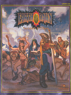 EARTHDAWN Second Edition RPG (Code LRGED-200)