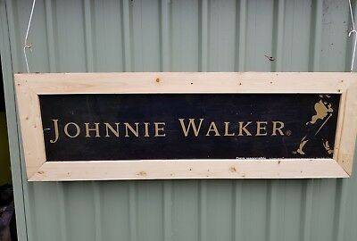 Johnny Walker Sign